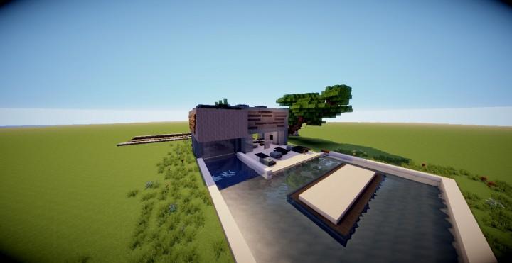 Gut gemocht Grande Maison Minecraft. Latest With Grande Maison Minecraft  YY85