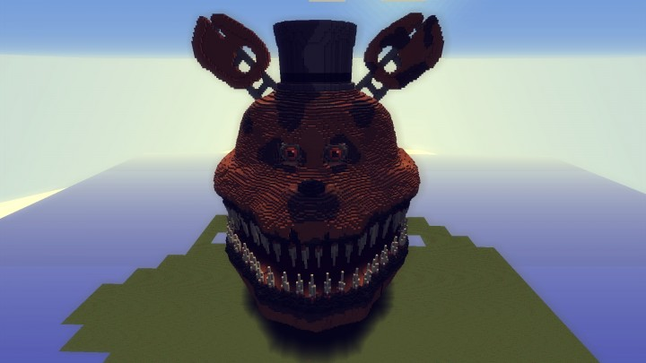 Fredbears head