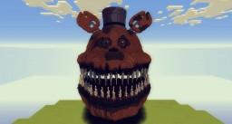 [Organics] FNAF 4: Fredbear Animatronic Minecraft
