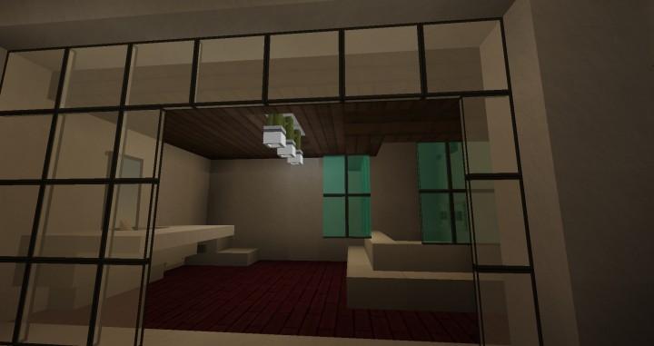 Modern house 1 mi casa es tu casa minecraft project for Tu casa es mi casa online