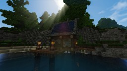 Fisher hut Minecraft