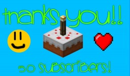 -50 subscribers!! Thank you all!!-