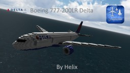 Boeing 777-200lr Delta [2.5:1 scale] & announcement