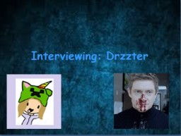 ♦Unicorn♦ Interview #3: Drzzter Minecraft Blog Post