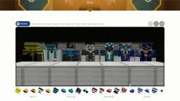 Incredibox v4 (love) - Skins pack Minecraft Texture Pack