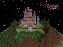 Beast´s Castle (Kingdom Hearts II) Minecraft Map & Project