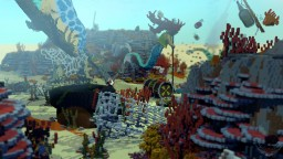 Underwater Sweet Nightmare - 10 hours challenge - PMC contest