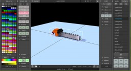 MagicaVoxel Tutorial Minecraft Blog Post