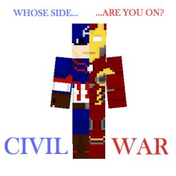 Civil War Resource Pack 1 Minecraft