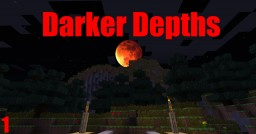 "[1.7.10] [HORROR/PUZZLE] Darker Depths | A horror map V5: ""The sequel announcement update!""! Minecraft"