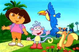 Dora Ball Z