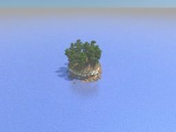 Small Island Minecraft Project