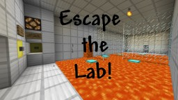 Escape the Lab! v1.91 by Equalas Minecraft Map & Project