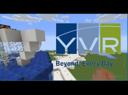 Vancouver International Airport - A Marvel of Minecraft Minecraft Map & Project