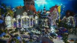 Panthalassa - Lost Secrets of the Aquatic Kingdom Minecraft Map & Project