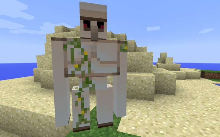 irongolem9226647 [1.9.4/1.8.9] [32x] Simplistic (and 3D) Texture Pack Download