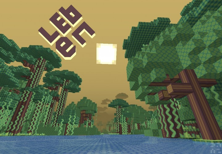 lebenjunglelogo9213251 [1.9.4/1.8.9] [16x] Leben Texture Pack Download