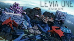 Levia One - Neo-Atlantean Grand Prix (Undersea Project Contest)(Fantasy Contemporary Organic Sport)(16th Place) Minecraft