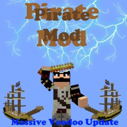 Pirate Craft Minecraft Mod