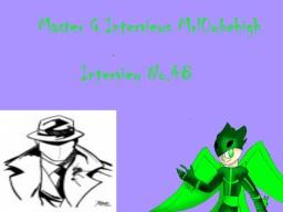 Master G Interviews Mrl0wbehigh Minecraft