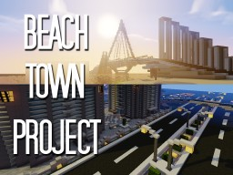 Coast City [Urban and industry City] Minecraft Map & Project