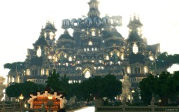 Templum - Octovon Server Spawn Minecraft Map & Project