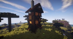 Small medieval houses pack Minecraft Map & Project