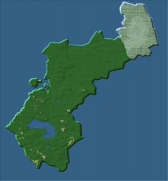 Northern Ostrobothnia - Good for Creative building Minecraft Project