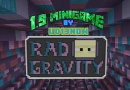 【1.9】【Minigame】 Rad Gravity (The Great Shulkinator Challenge) Minecraft Map & Project