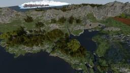 Reach - A World Unfolding Minecraft Map & Project