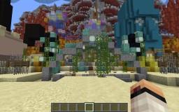 SpongeBob Meets Atlantis Minecraft Project