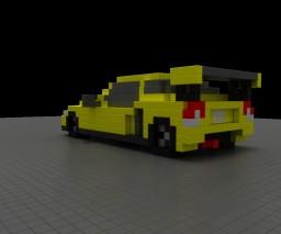 My Voxel Art Minecraft Blog Post