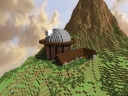 (Steampunk)  Observatory Minecraft