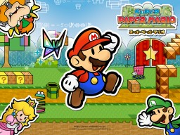 Super Paper Mario 3D: A Recreation of Super Paper Mario