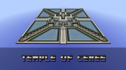 Temple Of Ceres - Roman Goddess Of Agriculture Minecraft Map & Project