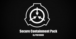 SCP: The Secure Containment Pack Minecraft