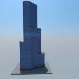 Trump Tower Chicago (WIP) Minecraft Map & Project
