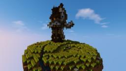 Farmland Island Minecraft Project