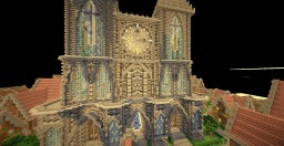 Our First Sneakpeeks! Minecraft Map & Project
