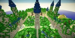 AJPDT Oriental Spawn Minecraft Map & Project