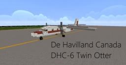 De Havilland Canada DHC-6 Twin Otter Minecraft Project