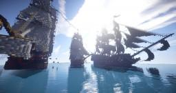 boat wars Minecraft