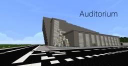Auditorium Minecraft Map & Project