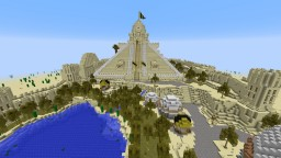 Meereen (Game of Thrones) Minecraft Map & Project
