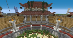 Naruto Arena Minecraft Map & Project