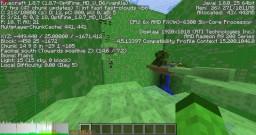 Super Potato KnockBack Arena Minecraft Map & Project