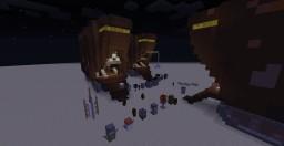 Star Wars - Sandcrawler(s) 1:1 Minecraft Project