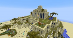 Guarida de Epsilon Minecraft Map & Project