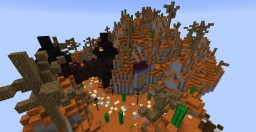 Isla Encantada Minecraft Map & Project