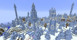 Hielo Minecraft Map & Project